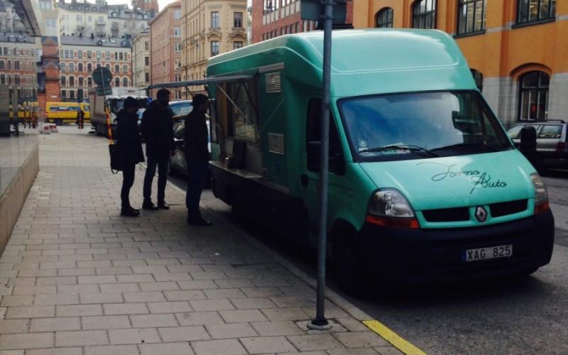 Forno Auto food truck