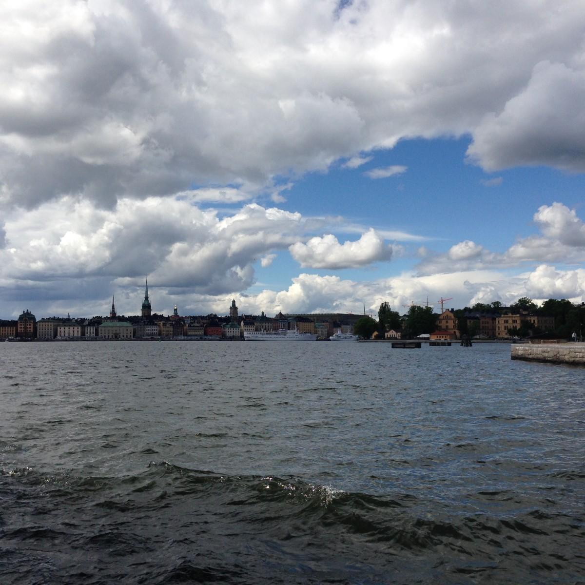 sl stockholm boat