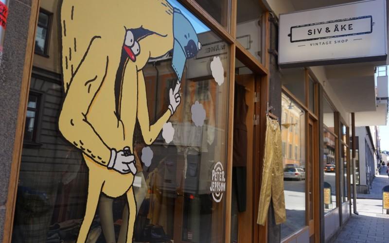 4f8b7f05702 Siv   Åke – A Vintage Store Worth Visiting!