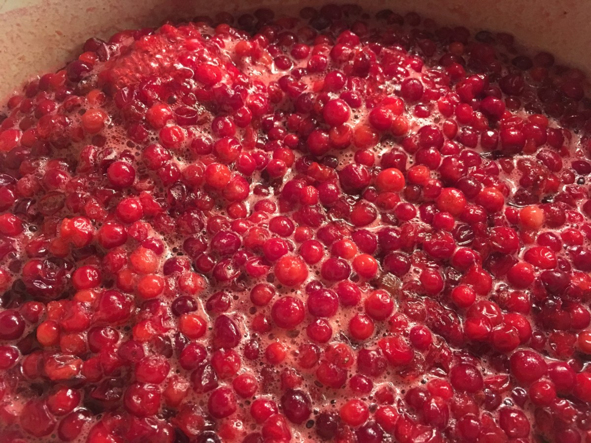 Frozen Lingonberries Whole Foods